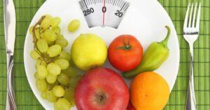 perdre double menton alimentation