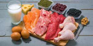 mangez protéines pour Perdre de poids hommes